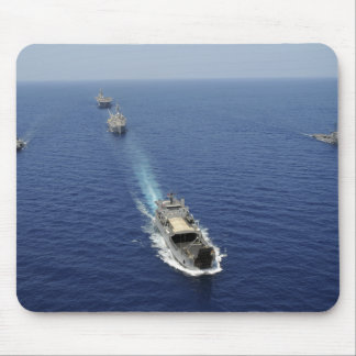 The Republic of the Philippines Navy ships Mouse Pad