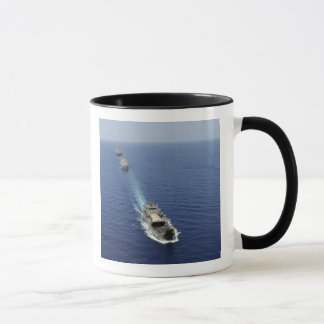 The Republic of the Philippines Navy ships Mug