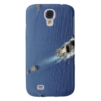 The Republic of the Philippines Navy ships Samsung Galaxy S4 Case