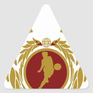 The Republic of Vietnam Football.png Triangle Sticker