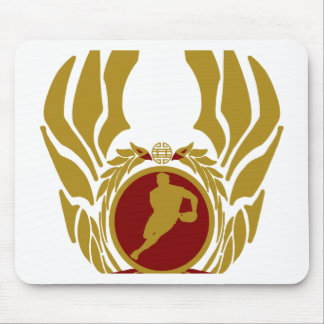 The Republic of Vietnam Rugby.png Mouse Pad