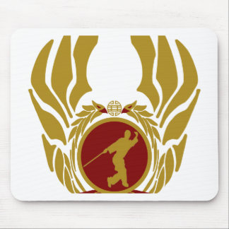 The Republic of Vietnam Vovinam (armed).png Mouse Pad