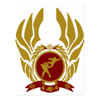The Republic of Vietnam Vovinam (unarmed).png Postcard