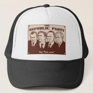 The Republic Party Trucker Hat