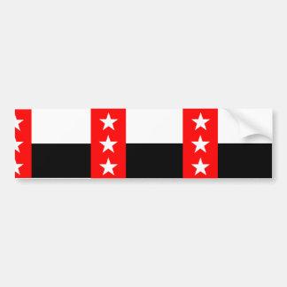 the Republic Rio Grande, Mexico Bumper Stickers