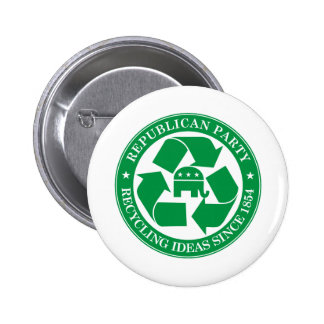 The Republicans - Recycling ideas since 1854 Pins