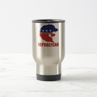 The Republycan Travel Mug