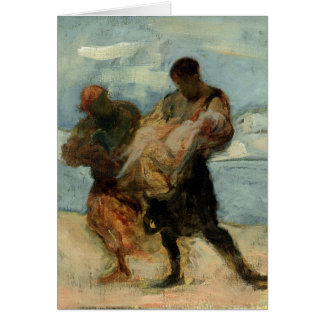 The Rescue, c.1870 Cards