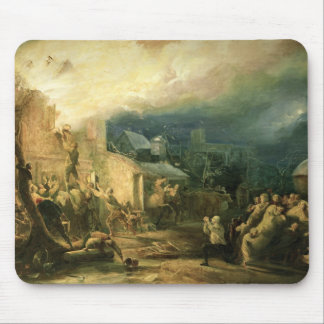 The Rescue of John Wesley Mousepads