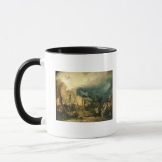 The Rescue of John Wesley Mug
