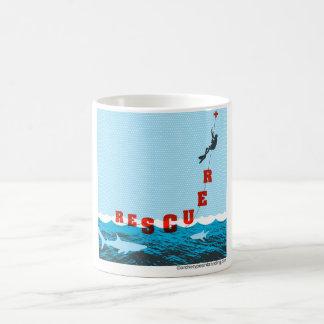 The Rescuer Archetype Coffee Mug