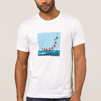 The Rescuer Archetype Tee Shirts