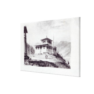 The Residence of Lam Glassa-too Gallery Wrapped Canvas