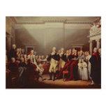 The Resignation of George Washington Postcard