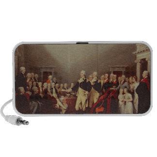 The Resignation of George Washington Mini Speakers