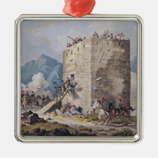 The Resistance of Forty Greek Rebels Christmas Ornaments
