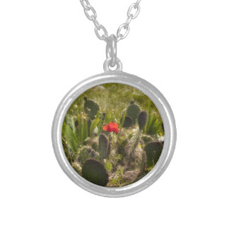 The Resistance Silver Plated Necklace