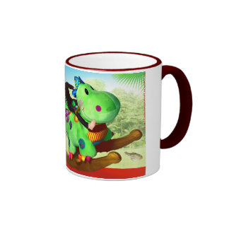 The Resonating Mug Of Peter Munch, Number Seven
