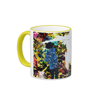 The Resonating Mug Of Peter Munch - Number Two