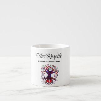 The Respite Espresso Mug 6 Oz Ceramic Espresso Cup