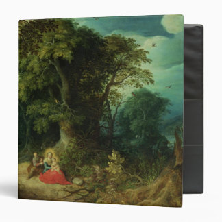 The Rest on the Flight into Egypt Binder