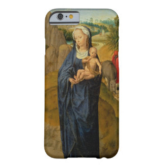 The Rest on the Flight into Egypt (oil on panel) Barely There iPhone 6 Case