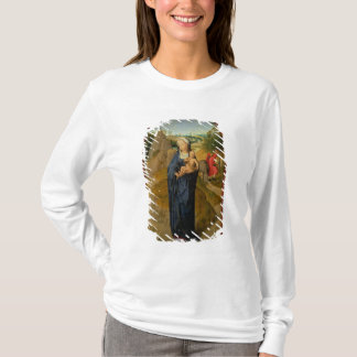 The Rest on the Flight into Egypt (oil on panel) T-Shirt