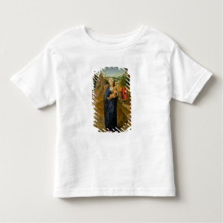 The Rest on the Flight into Egypt (oil on panel) Toddler T-shirt