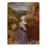 The Rest on the Flight into Egypt Postcard