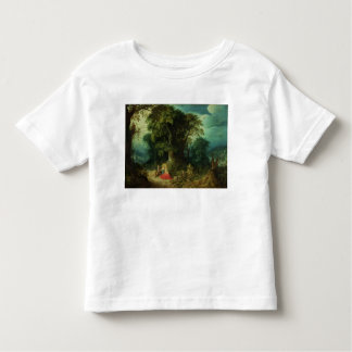 The Rest on the Flight into Egypt Toddler T-shirt
