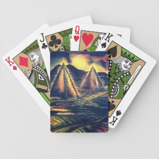 The Resting Place Bicycle Playing Cards