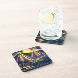 The Resting Place Beverage Coasters