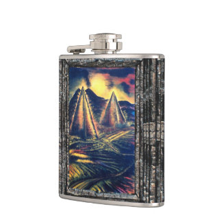 The Resting Place Flask