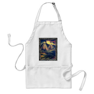 The Resting Place, Pyramids Adult Apron