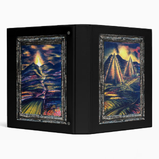 The Resting Place, Pyramids Binder
