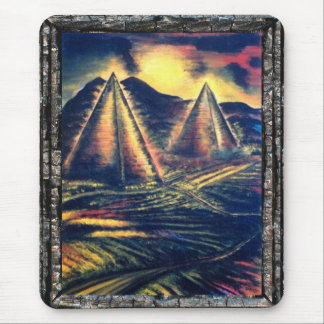 The Resting Place, Pyramids Mouse Pad