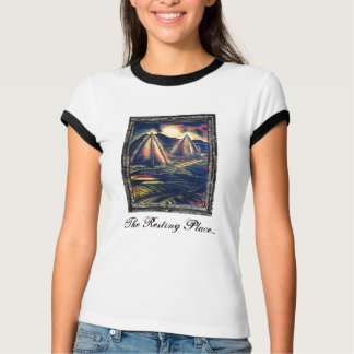 The Resting Place, Pyramids Tee Shirt
