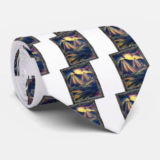 The Resting Place, Pyramids Tie