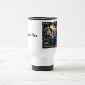 The Resting Place... Travel Mug