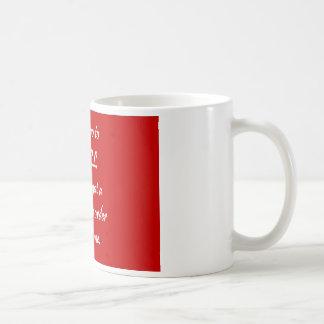 The Restraining Order Classic White Coffee Mug