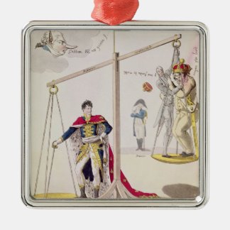 The Result of the Day of the Three Emperors Christmas Ornaments