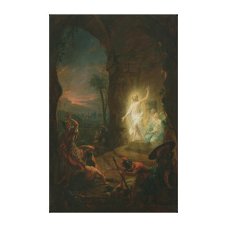 The Resurrection, 1763 Canvas Print