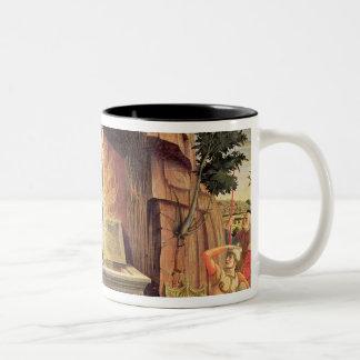 The Resurrection 2 Two-Tone Coffee Mug