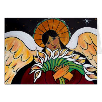 The Resurrection Angel by Jan Oliver Card
