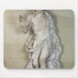 The Resurrection, detail of Christ Mouse Pad
