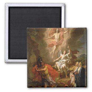 The Resurrection of Christ, 1700 Magnet