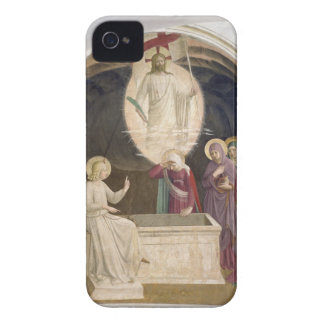 The Resurrection of Christ and the Pious Women at iPhone 4 Case-Mate Case