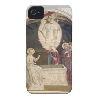 The Resurrection of Christ and the Pious Women at iPhone 4 Cover