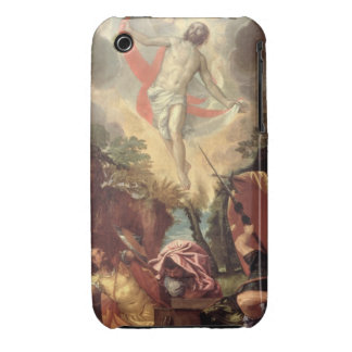 The Resurrection of Christ (oil on canvas) iPhone 3 Cover