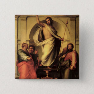 The Resurrection of Christ Pinback Button